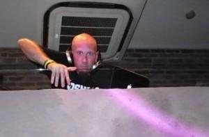 DJ Mugen at PURE